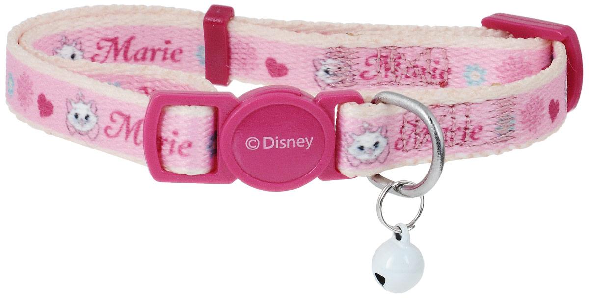 """Ошейник для кошек Triol """"Disney. Marie"""", ширина 1 см, длина 21-30 см"""