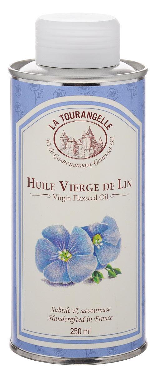 La Tourangelle Flaxseed Virgin Oil масло льняное нерафинированное, 250 мл
