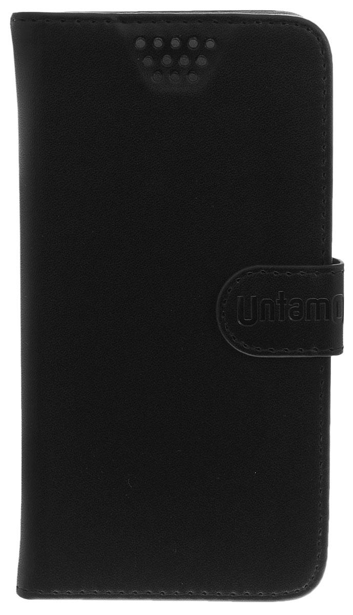 Untamo Essence чехол универсальный 4.5-5.0, Black untamo essence чехол универсальный 4 5 5 0 black