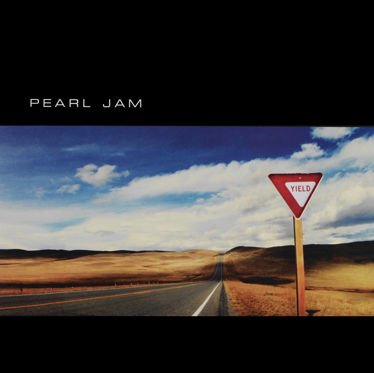 Pearl Jam Pearl Jam. Yield (LP) pearl jam pearl jam binaural 2 lp