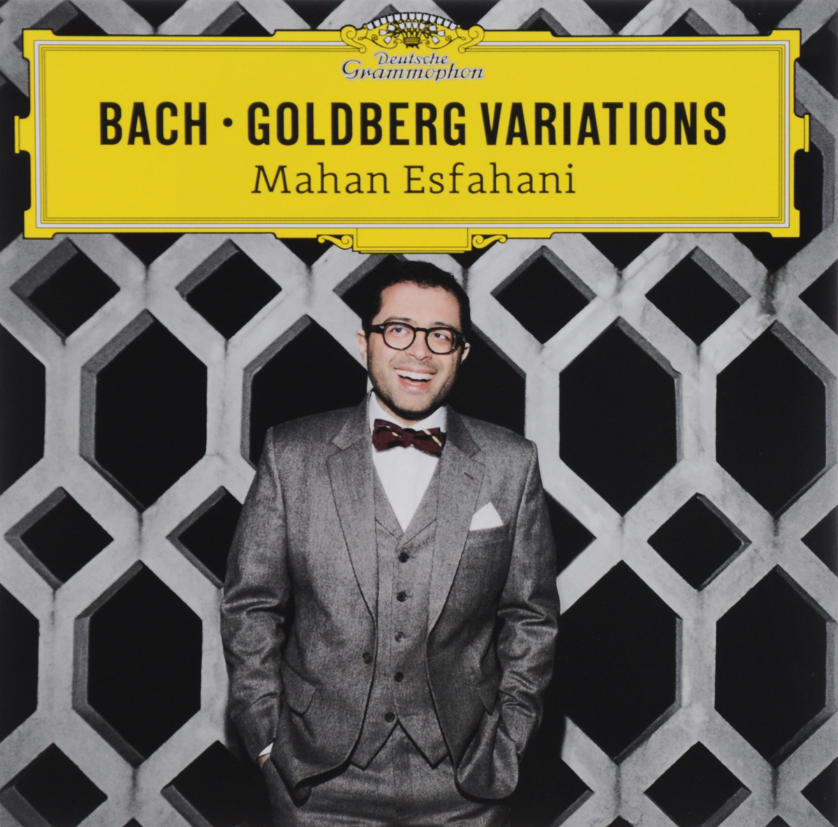 Mahan Esfahani Mahan Esfahani. Bach: Goldberg Variations (CD) whoopi goldberg london