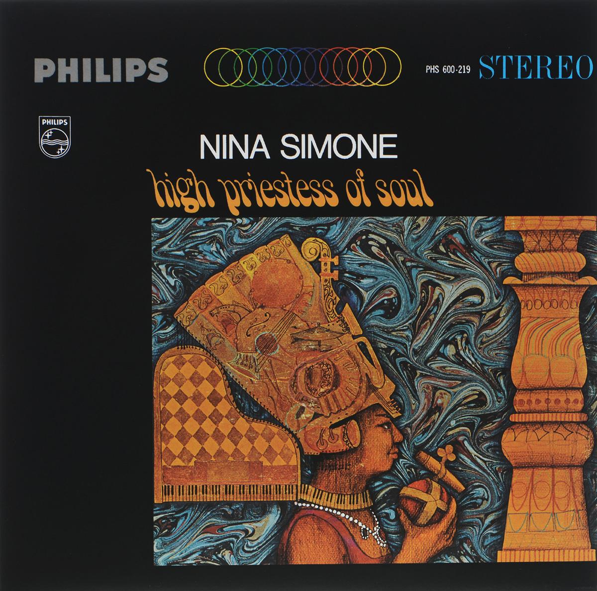 лучшая цена Нина Симон Nina Simone. High Priestess Of Soul (LP)