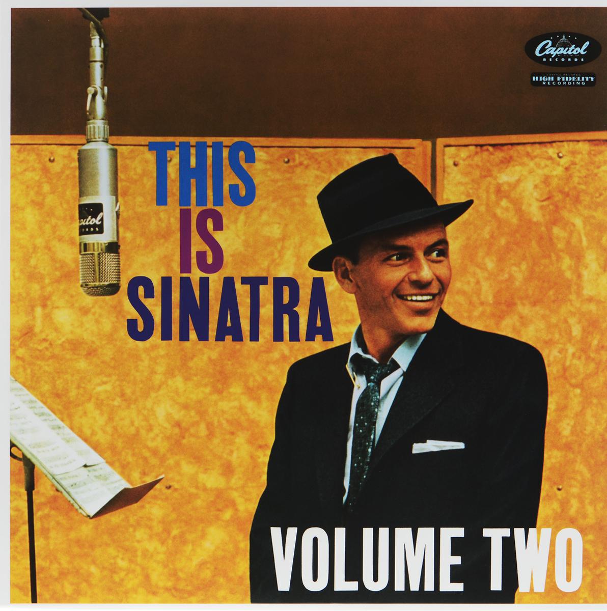 Фрэнк Синатра Frank Sinatra. This Is Sinatra. Volume 2 (LP) цена