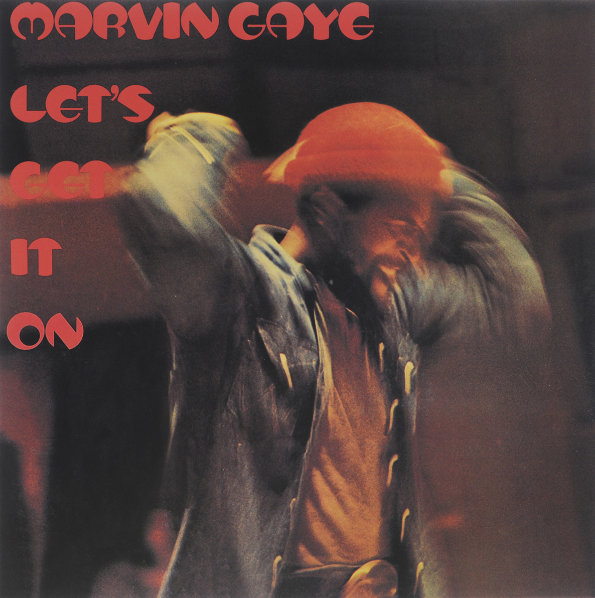 Марвин Гэй Marvin Gaye. Let's Get It On (LP) цены