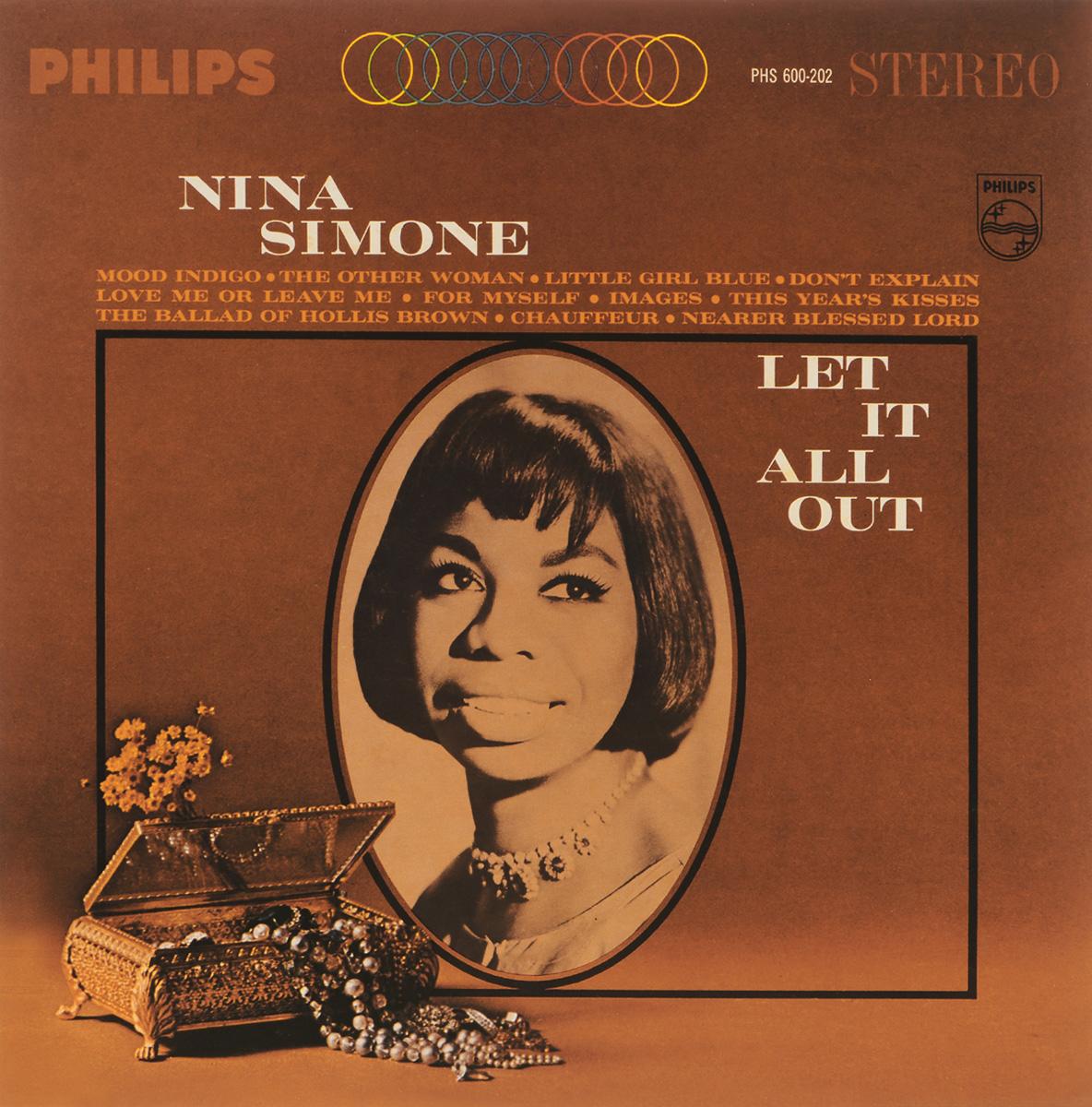 Нина Симон Nina Simone. Let It All Out (LP) цены онлайн