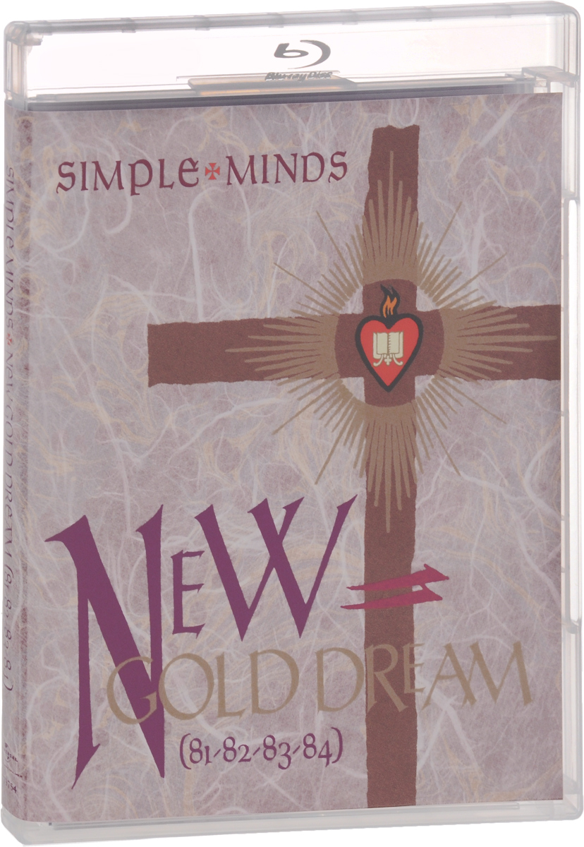 Simple Minds Simple Minds: New Gold Dream (81-82-83-84) (Blu-ray Audio) simple minds vancouver