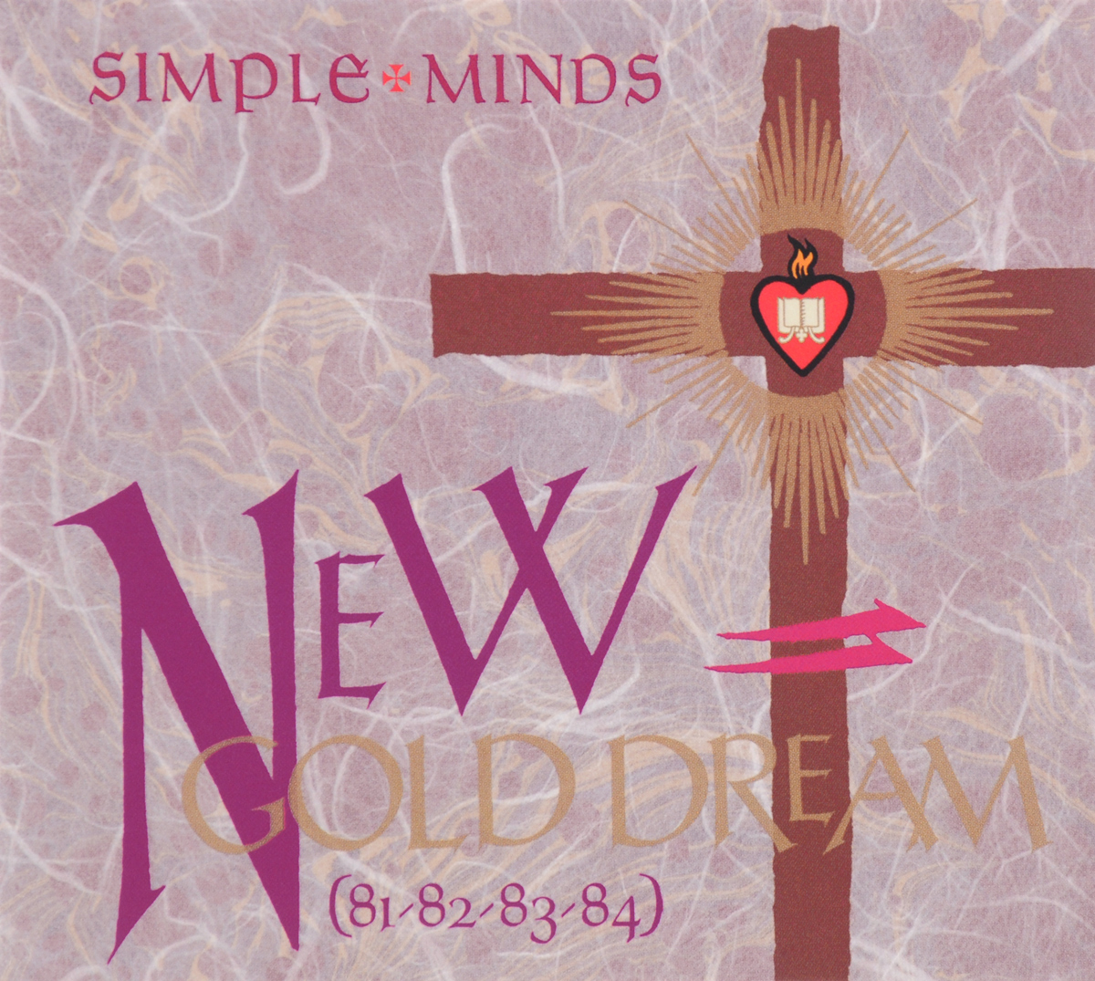 Simple Minds Simple Minds. New Gold Dream (81-82-83-84) (Deluxe) (2 CD) simple minds vancouver