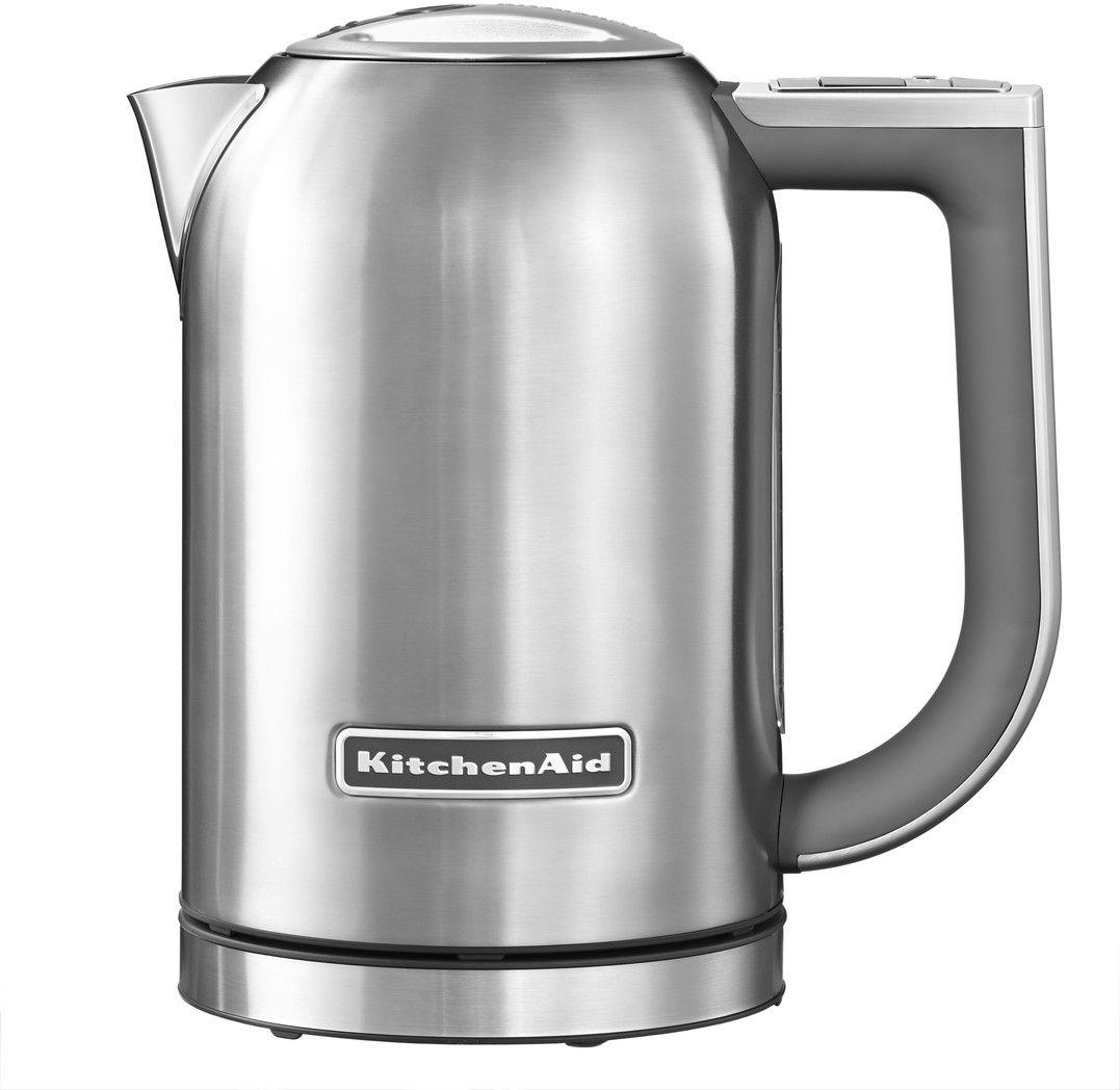Электрический чайник KitchenAid 5KEK1722ESX чайник электрический kitchenaid 5kek 1522 efp