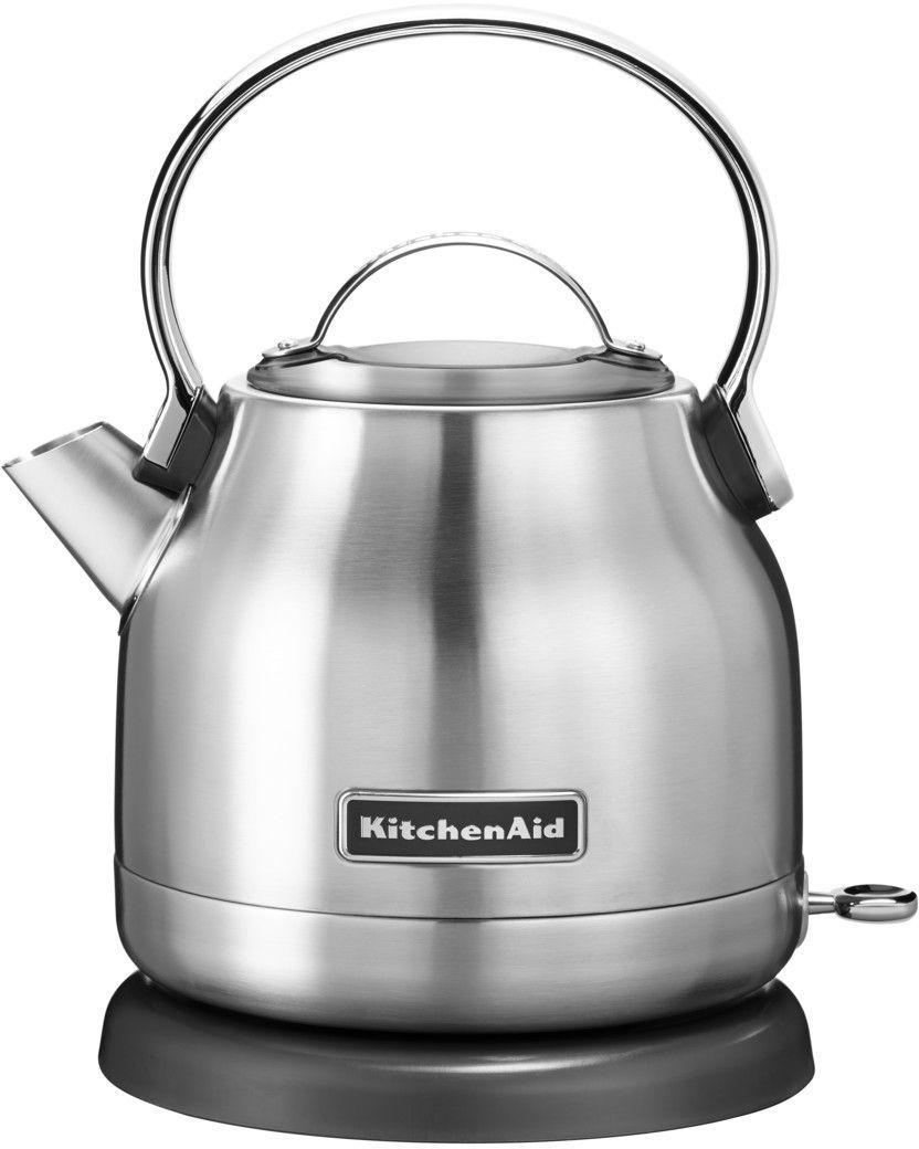 Электрический чайник KitchenAid 5KEK1222ESX чайник электрический kitchenaid 5kek 1522 efp