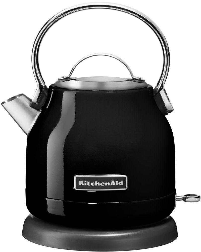 Электрический чайник KitchenAid 5KEK1222EOB чайник электрический kitchenaid 5kek 1522 efp