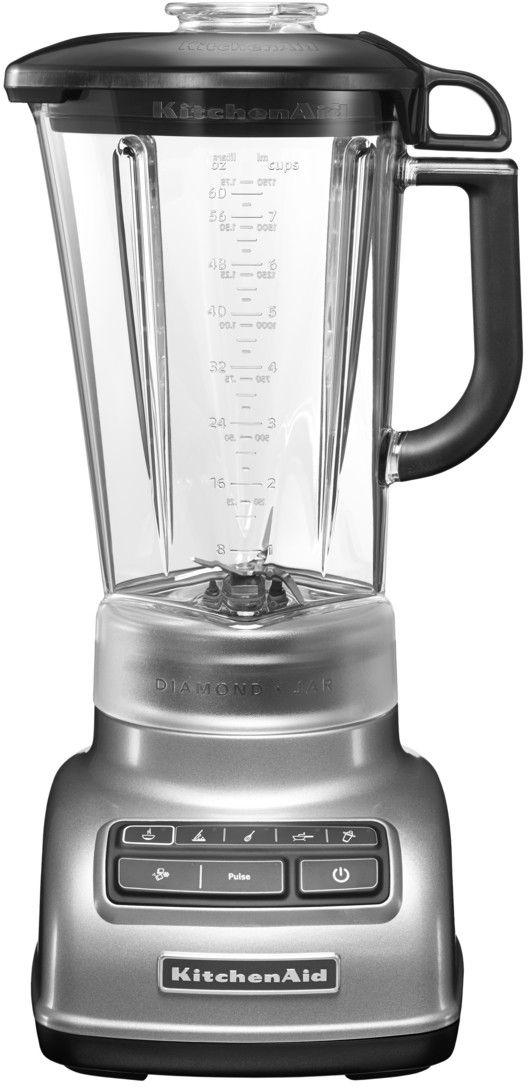 KitchenAid 5KSB1585ECU, Silver блендер стационарный