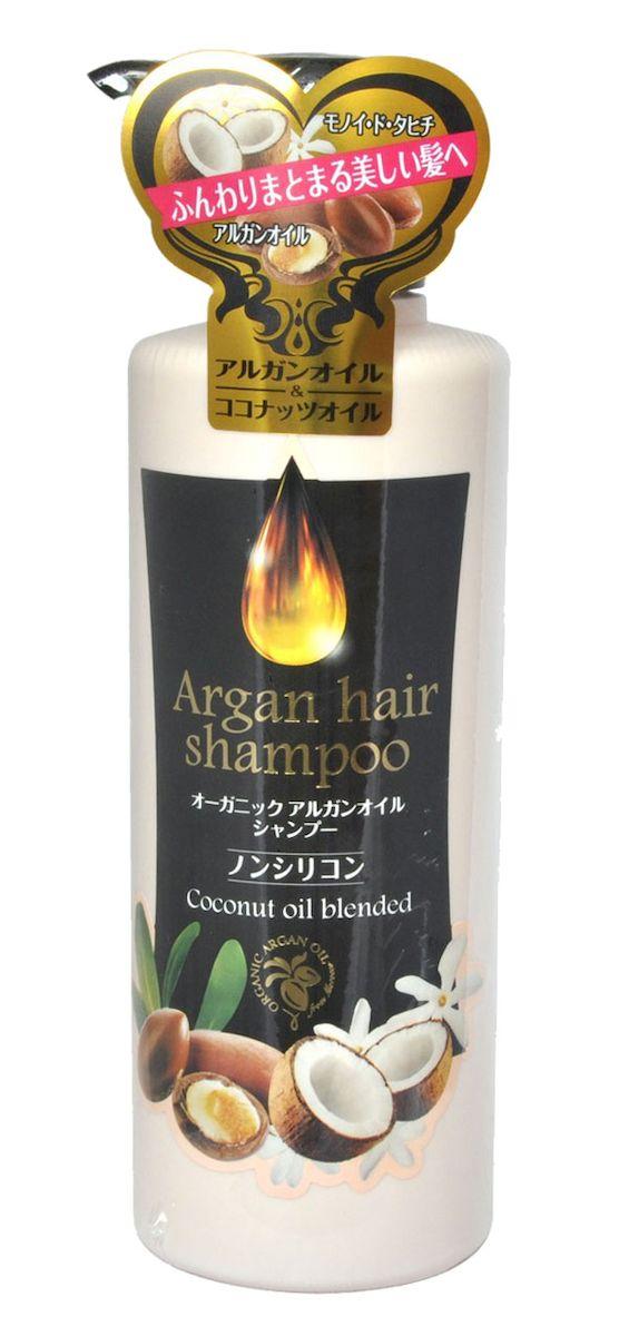 Шампунь для волос KUROBARA / с маслом арганы, 450 мл, арт.  974137 Kurobara