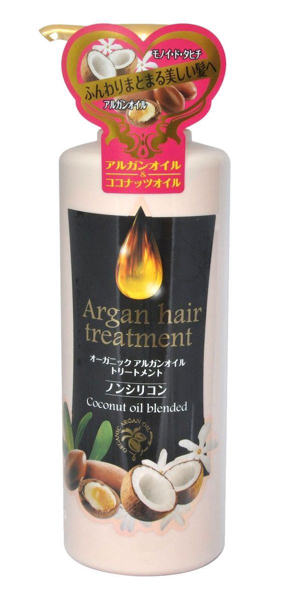 "Kurobara Бальзам для волос с маслом арганы ""Arganoil Treatment"", 450 мл"