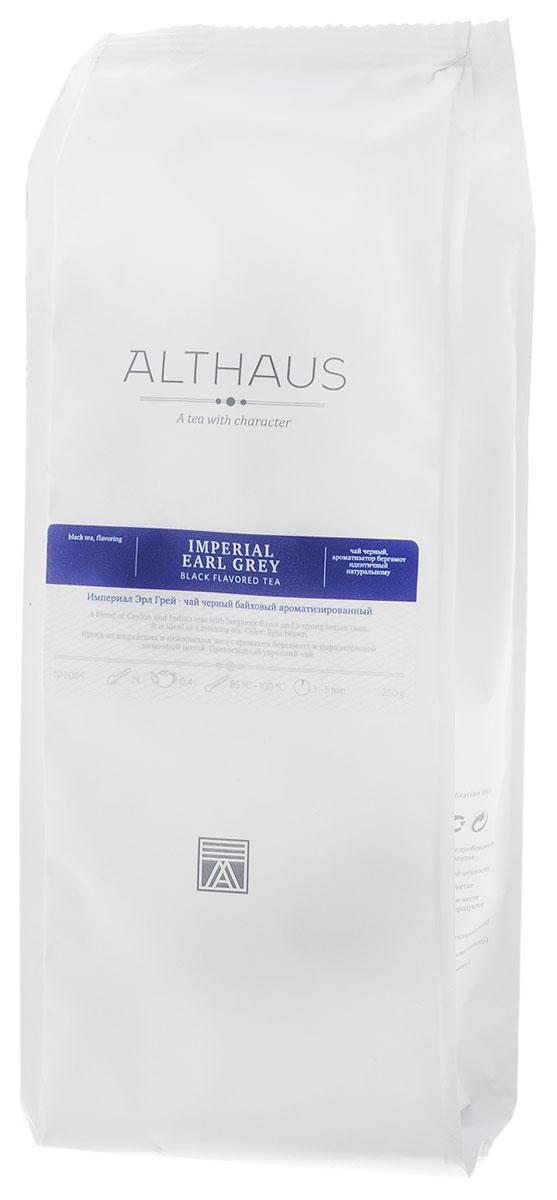 Althaus Imperial Earl Gre черный листовой чай, 250 г п грей р грэхем радиопередатчики