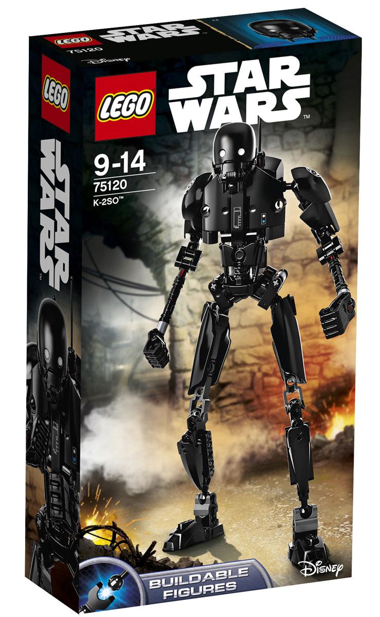 LEGO Star Wars Фигурка-конструктор K-2SO 75120