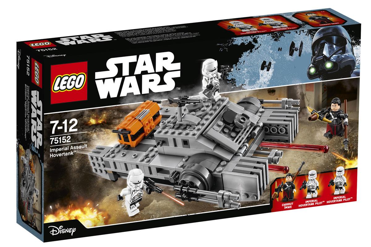 LEGO Star Wars Конструктор Имперский десантный танк 75152