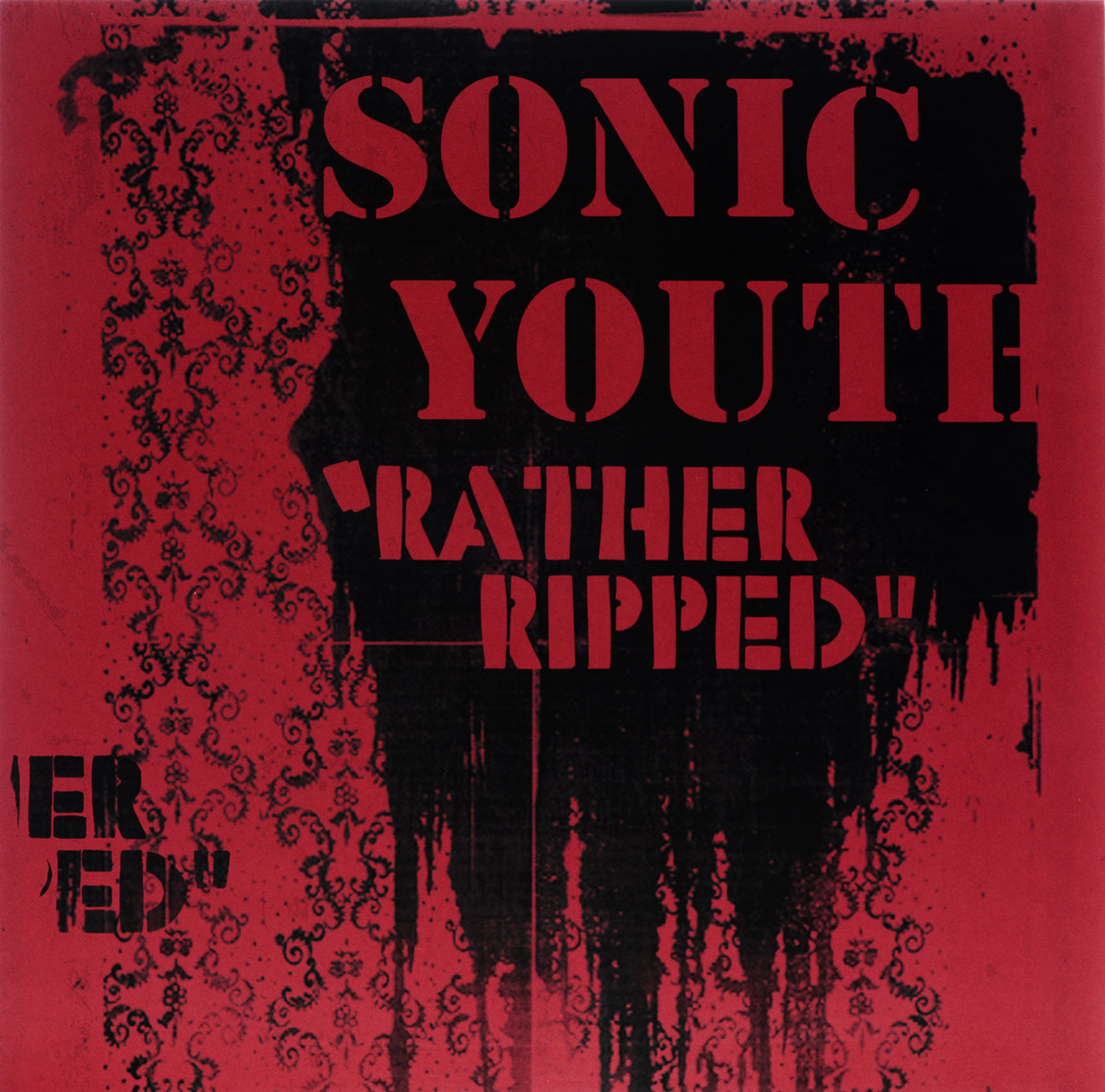 Sonic Youth Sonic Youth. Rather Ripped (LP) sonic youth sonic youth dirty 2 lp
