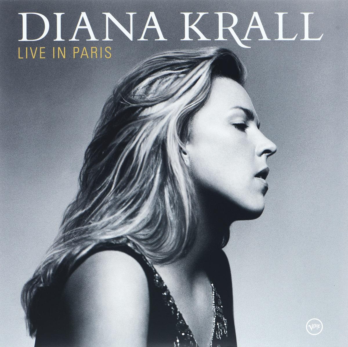 Дайана Кролл Diana Krall. Live In Paris (2 LP) цена
