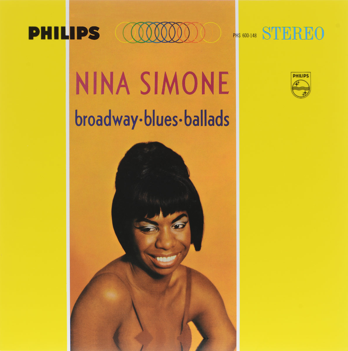 Нина Симон Nina Simone. Broadway, Blues, Ballads (LP) цена и фото