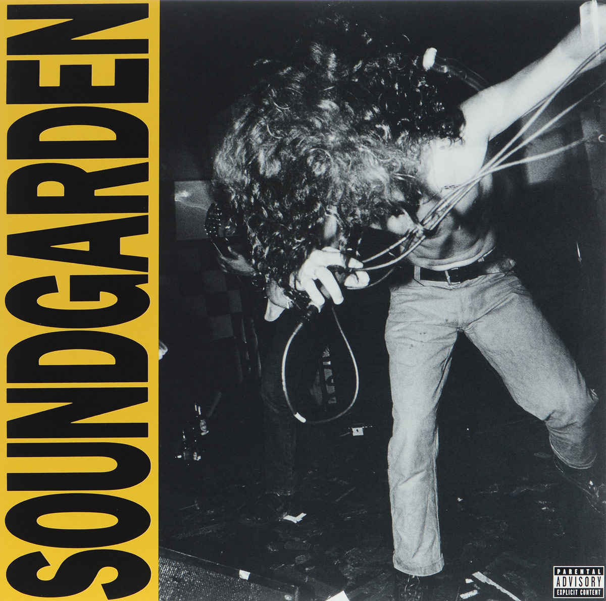 Soundgarden Soundgarden. Louder Than Love (LP) soundgarden soundgarden badmotorfinger 2 lp