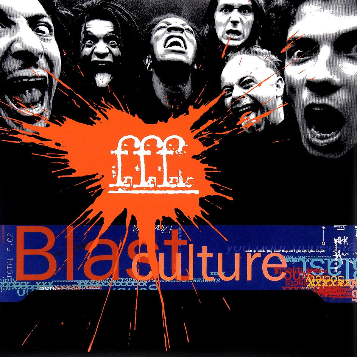 FFF FFF. Blast Culture (LP) fff fff free for fever 2 lp