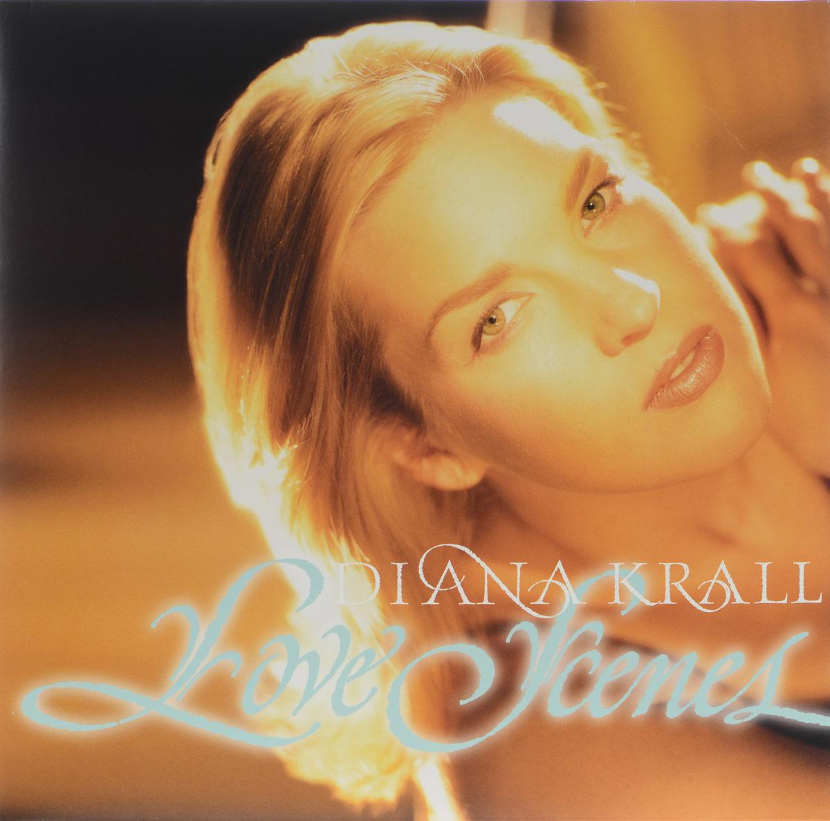 Дайана Кролл Diana Krall. Love Scenes (2 LP) цена
