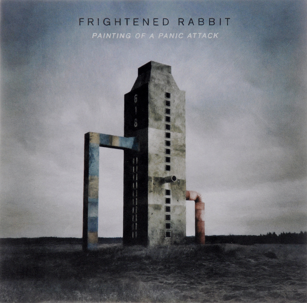 Frightened Rabbit Frightened Rabbit. Painting Of A Panic Attack rabbit and bear attack of the snack
