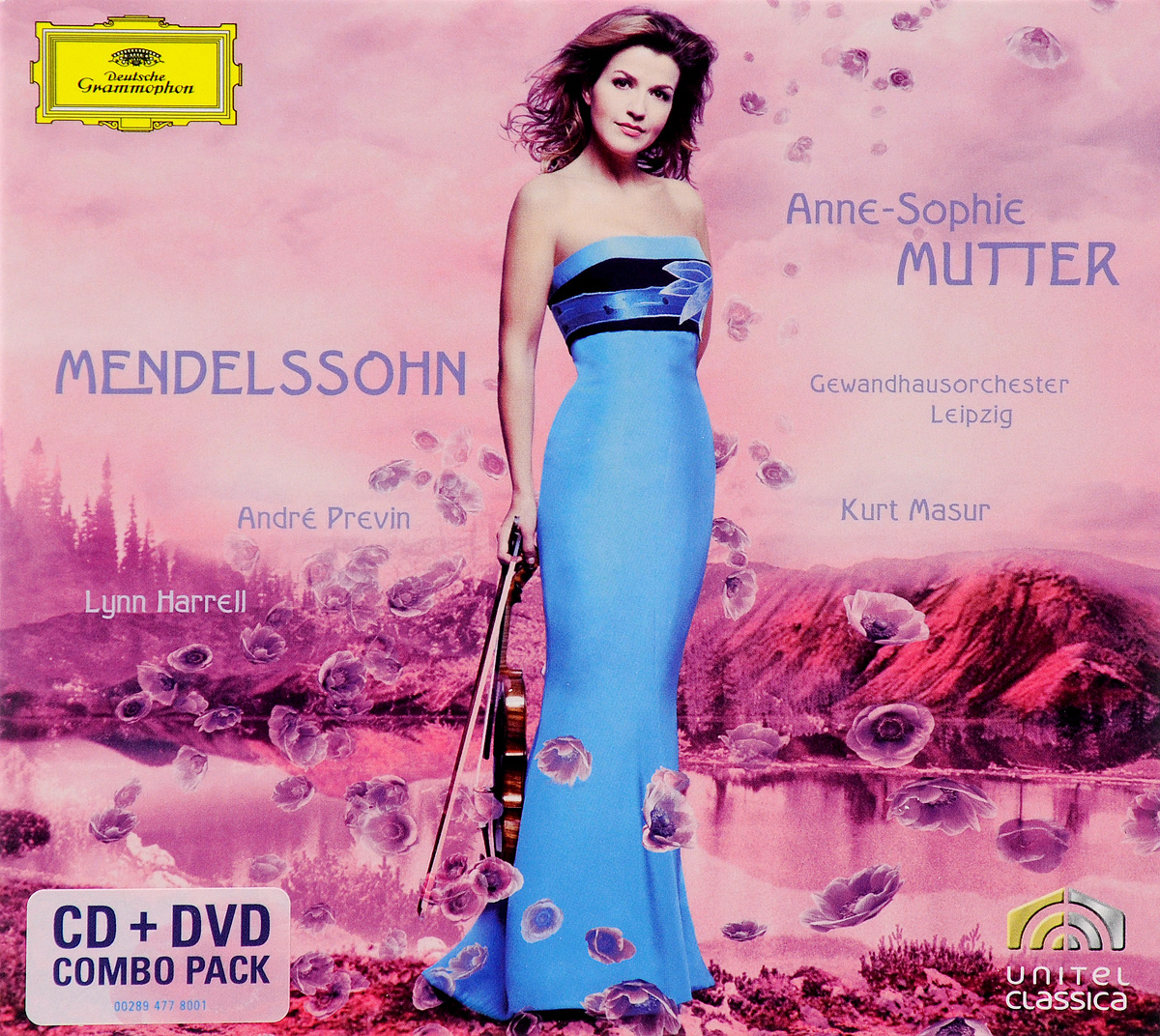 Анна-Софи Муттер Anne-Sophie Mutter. Mendelssohn (CD+DVD) j f mazas 12 violin duos op 38