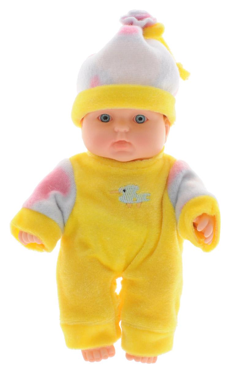 Весна Пупс Карапуз цвет одежды желтый