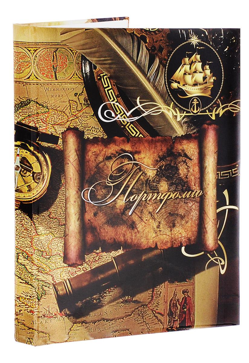 Ульяновский Дом печати Папка-портфолио СПС002 ульяновский дом печати тетрадь 80 листов в клетку то 508