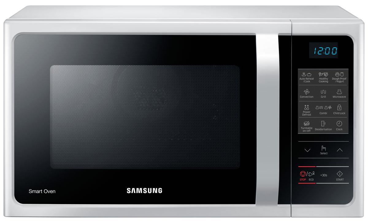 Микроволновая печь Samsung MC-28H5013AW Уцененный товар (№15)