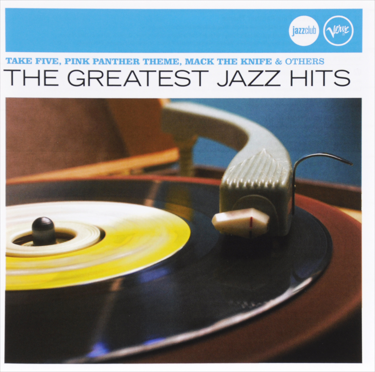 The Greatest Jazz Hits cd george benson the greatest hits of all