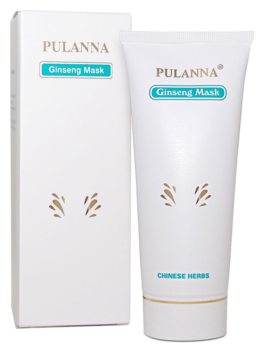 "Pulanna Женьшеневая маска для лица ""Ginseng Mask"", 90 г"