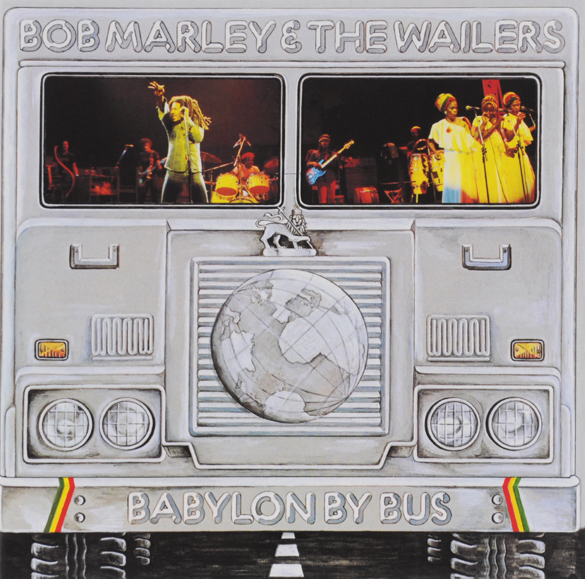 The Wailers,Боб Марли Bob Marley & The Wailers. Babylon By Bus tom knox the babylon rite