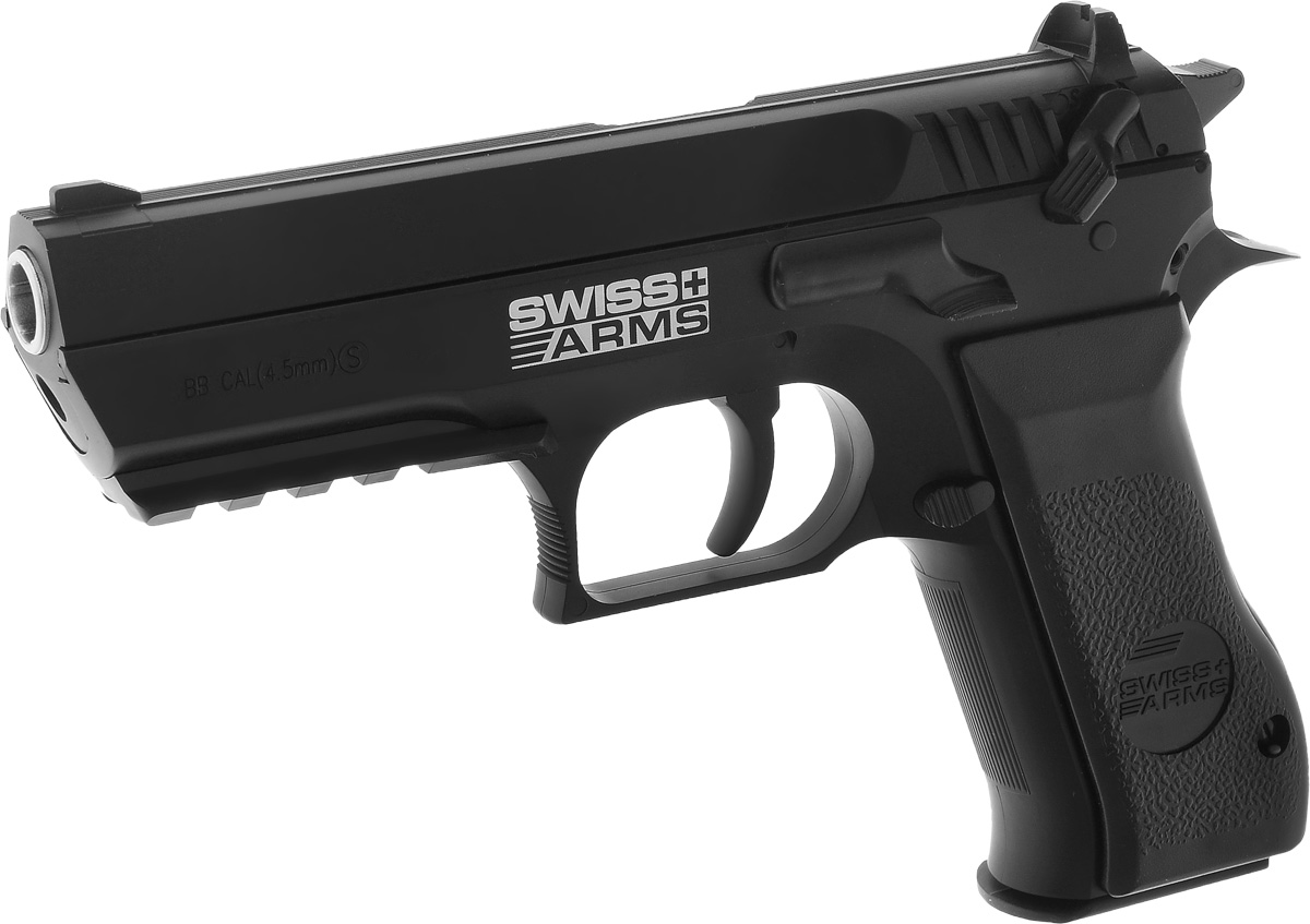 "Пистолет пневматический Swiss Arms ""Jericho 941"""