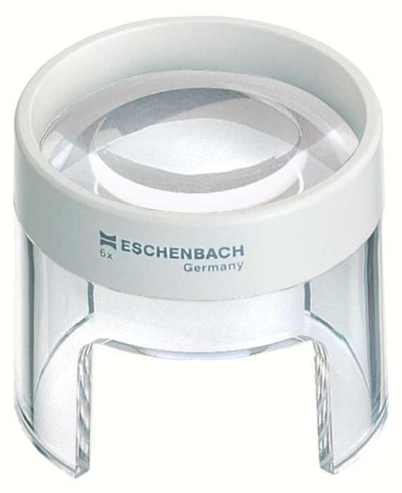 Лупа настольная Stand, диаметр 50 мм, 6.0х (23.0 дптр). 2626