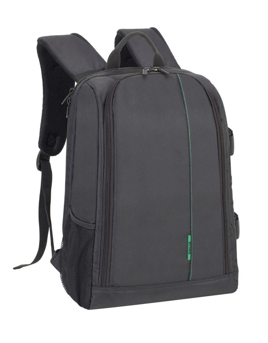 RIVACASE 7490 SLR Backpack, Black рюкзак для зеркальной фотокамеры rivacase 7630 slr case pro black сумка для зеркальной фотокамеры
