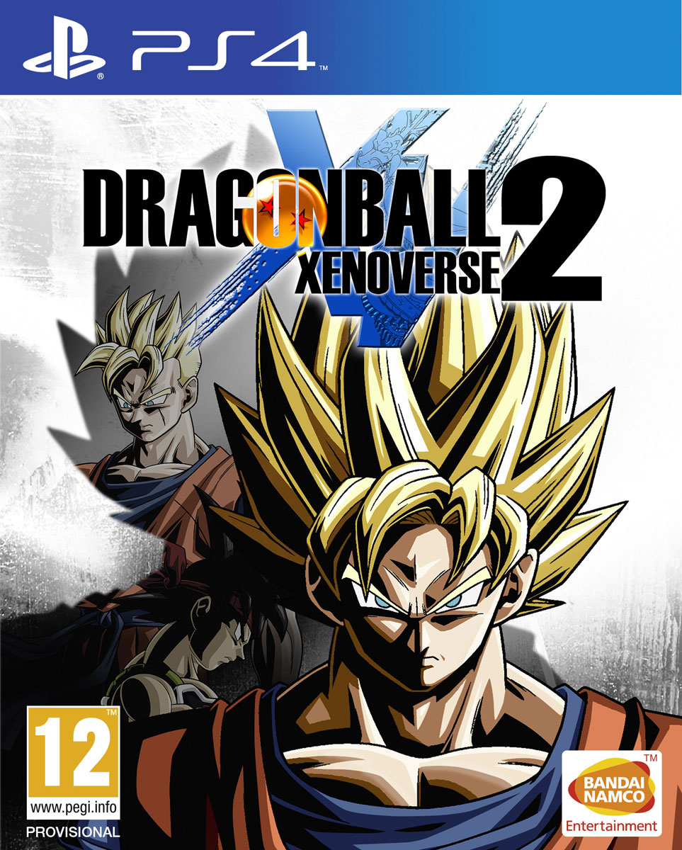 Игра Dragon Ball Xenoverse 2 для PS4 Sony цена