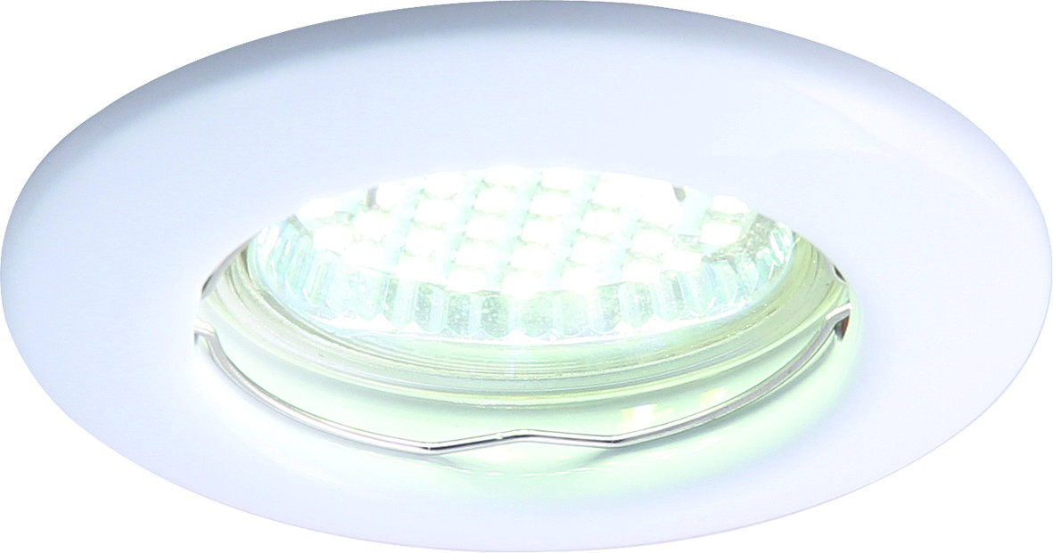 Светильник потолочный Arte Lamp Praktisch. A1203PL-1WHA1203PL-1WHПотолочный светильник Arte Lamp Praktisch поможет создать в вашем доме атмосферу уюта и комфорта. Благодаря высококачественным материалам он практичен в использовании и отлично работает на протяжении долгого периода времени. Современный встраиваемый спот круглой формы. Лампы: GU10. Диаметр: 8,2 см. Врезное отверстие: 5,8 см.