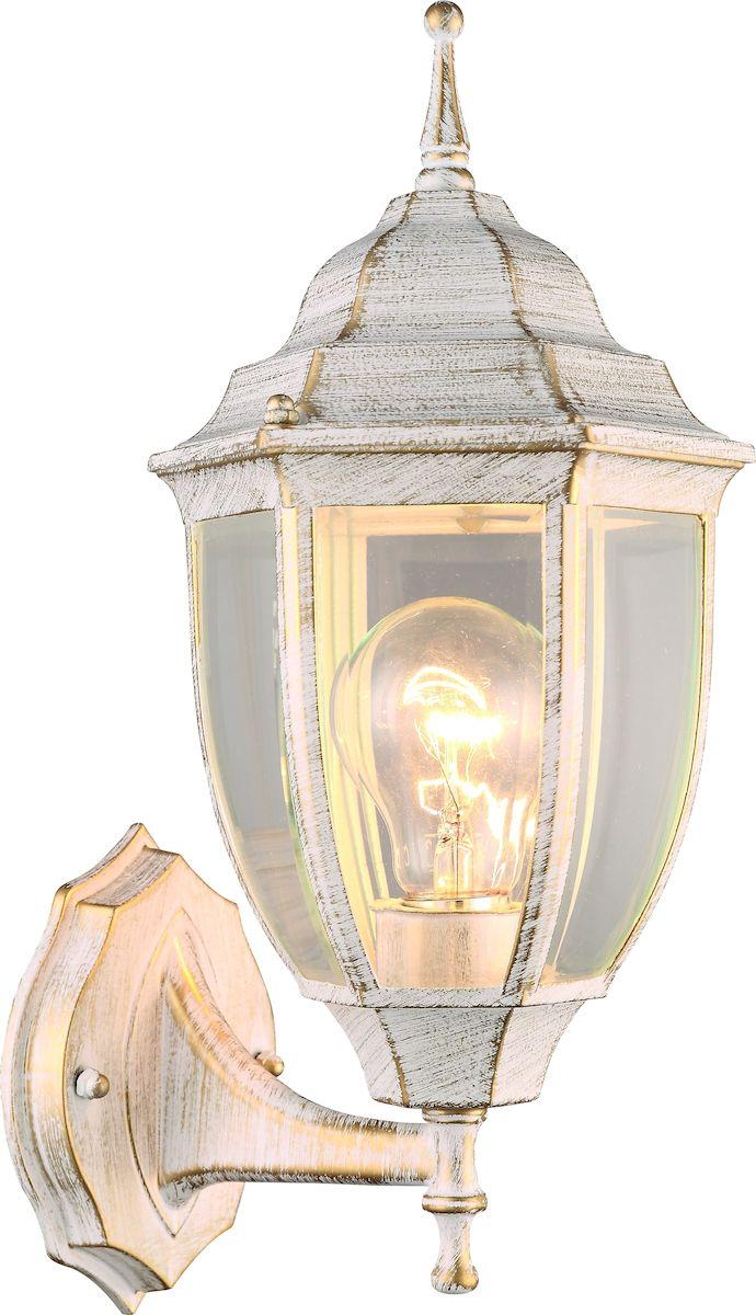 Светильник уличный Arte Lamp Pegasus. A3151AL-1WGA3151AL-1WGУличный светильник Arte не просто обеспечит качественное освещение, но и станет украшением вашего участка. Модель выполнена из современных материалов и имеет влагозащитный корпус, благодаря которому ей не страшны осадки.