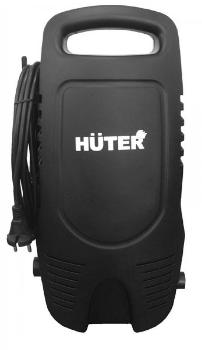 Минимойка Huter, цвет: черный. W105-P huter w105 р