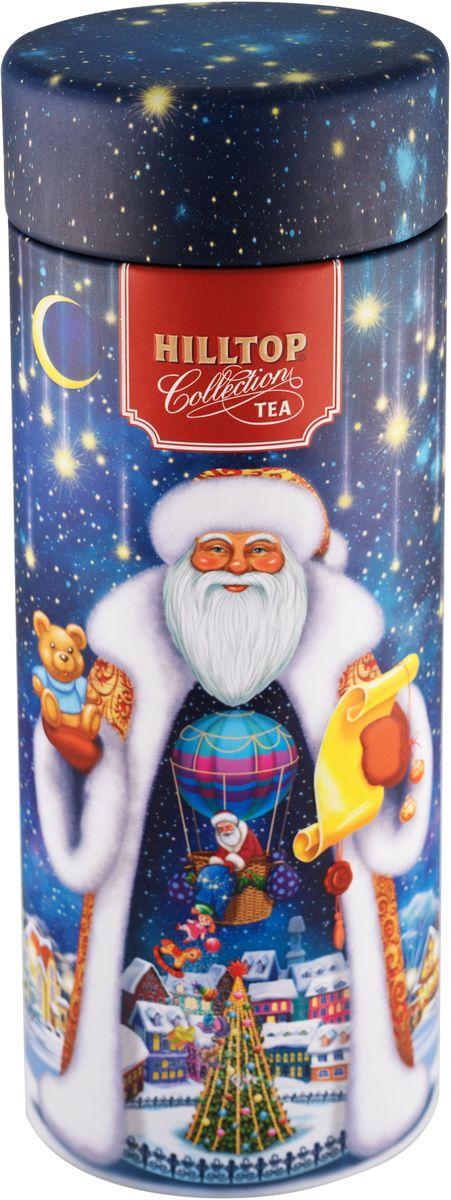 Hilltop Звездная ночь Подарок Цейлона черный листовой чай, 100 г teabreez волшебная ночь чай листовой 100 г