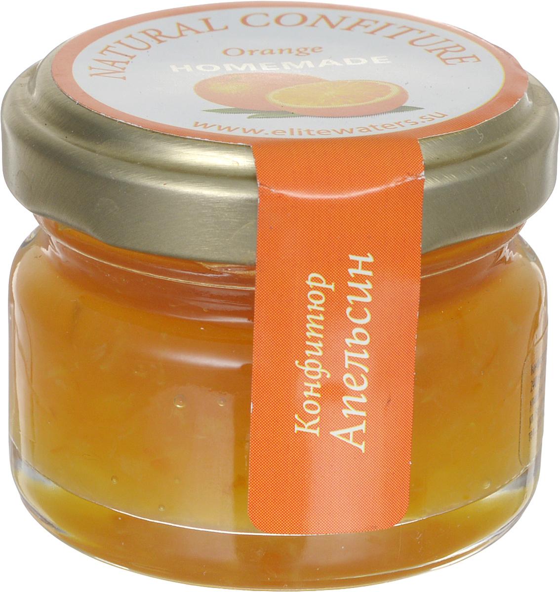 цены Царь Берендей конфитюр апельсиновый, 30 г