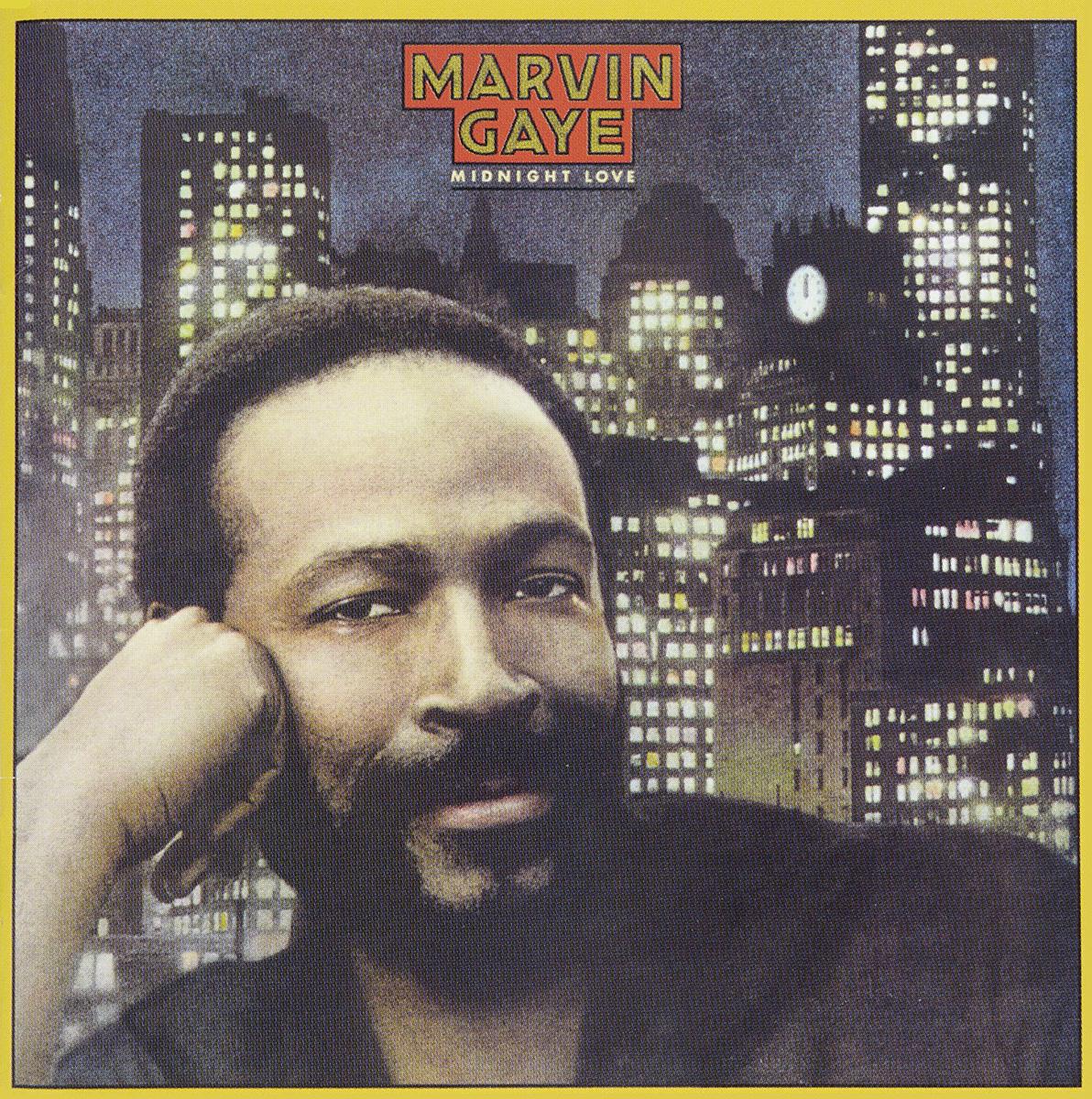 Марвин Гэй Marvin Gaye. Midnight Love marvin gaye marvin gaye midnight love