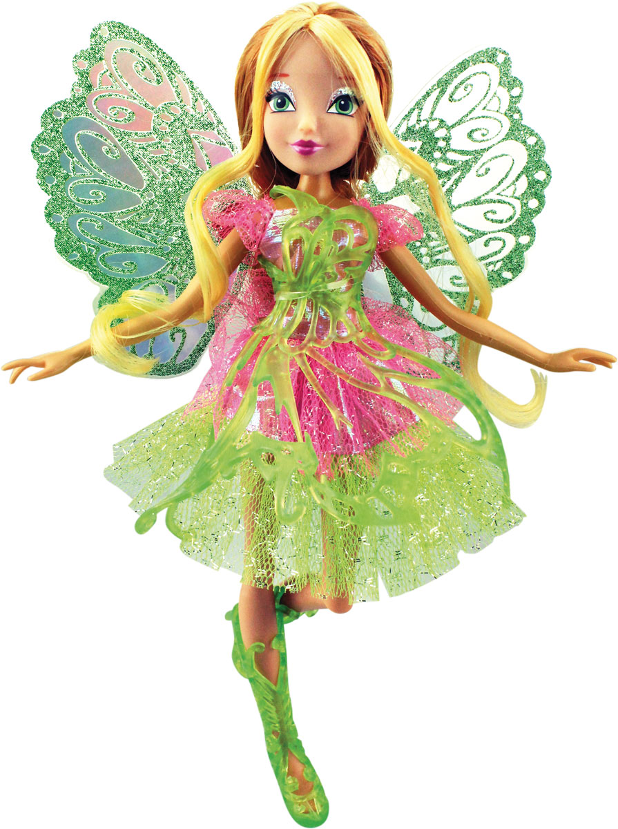 Winx Club Кукла Баттерфликс-2 Flora