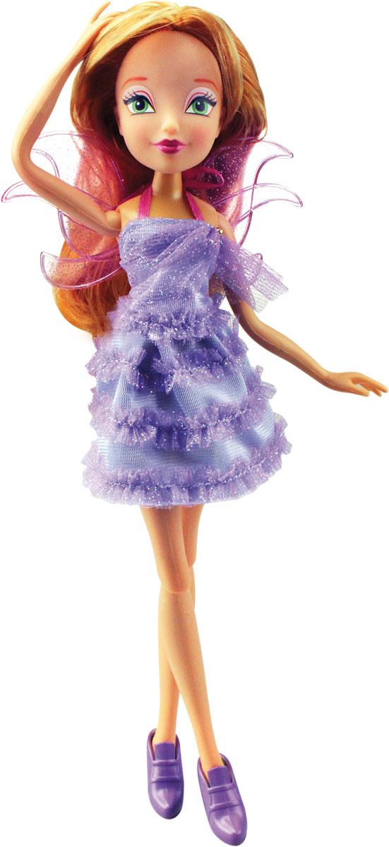 Winx Club Кукла Магическая лаборатория Flora