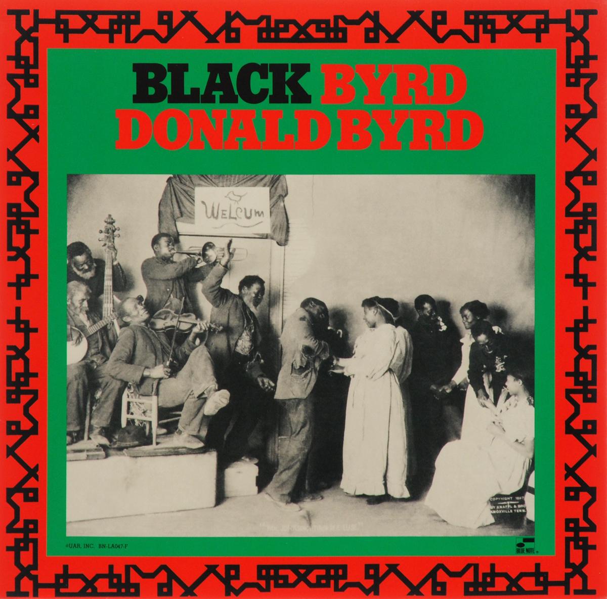 Дональд Берд Donald Byrd. Black Byrd (LP) w byrd in nomine a 4