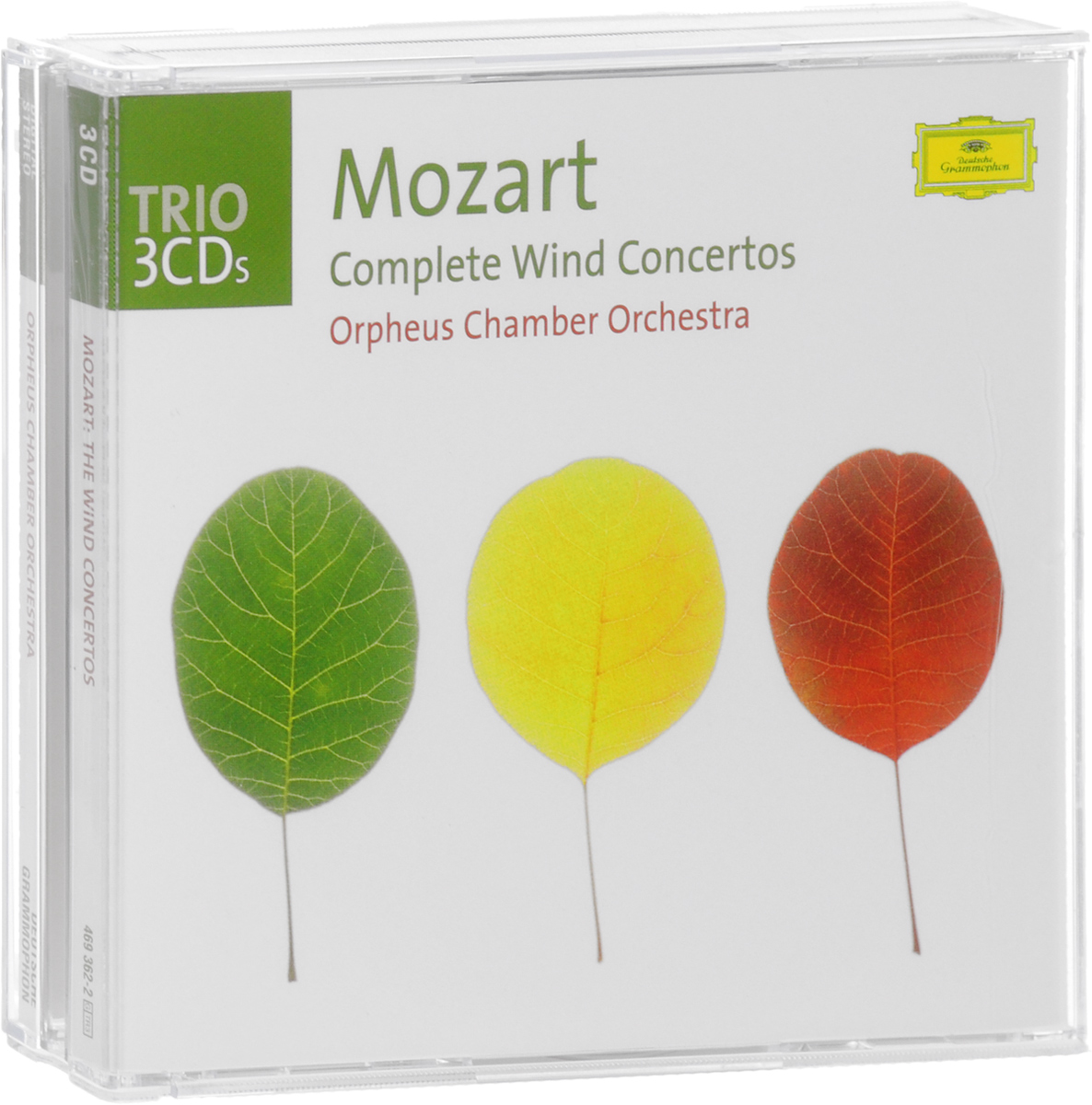 Orpheus Chamber Orchestra Orpheus Chamber Orchestra. Mozart. The Wind Concertos (3 CD) саймон престон тревор пиннок the english concert orchestra simon preston trevor pinnock handel complete organ concertos 3 cd