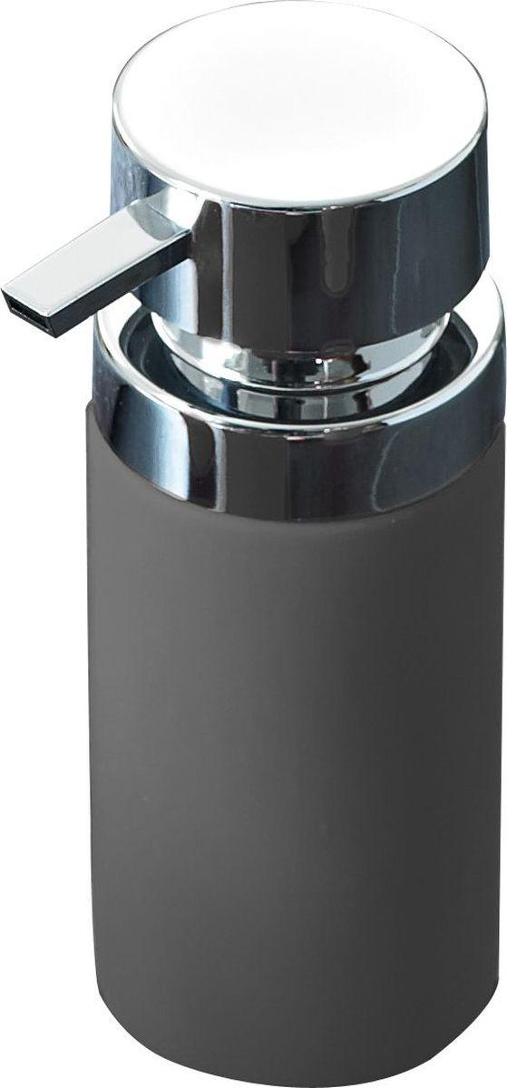 Дозатор для жидкого мыла Ridder Elegance, цвет: серый дозатор для жидкого мыла king tower цвет серый 12349