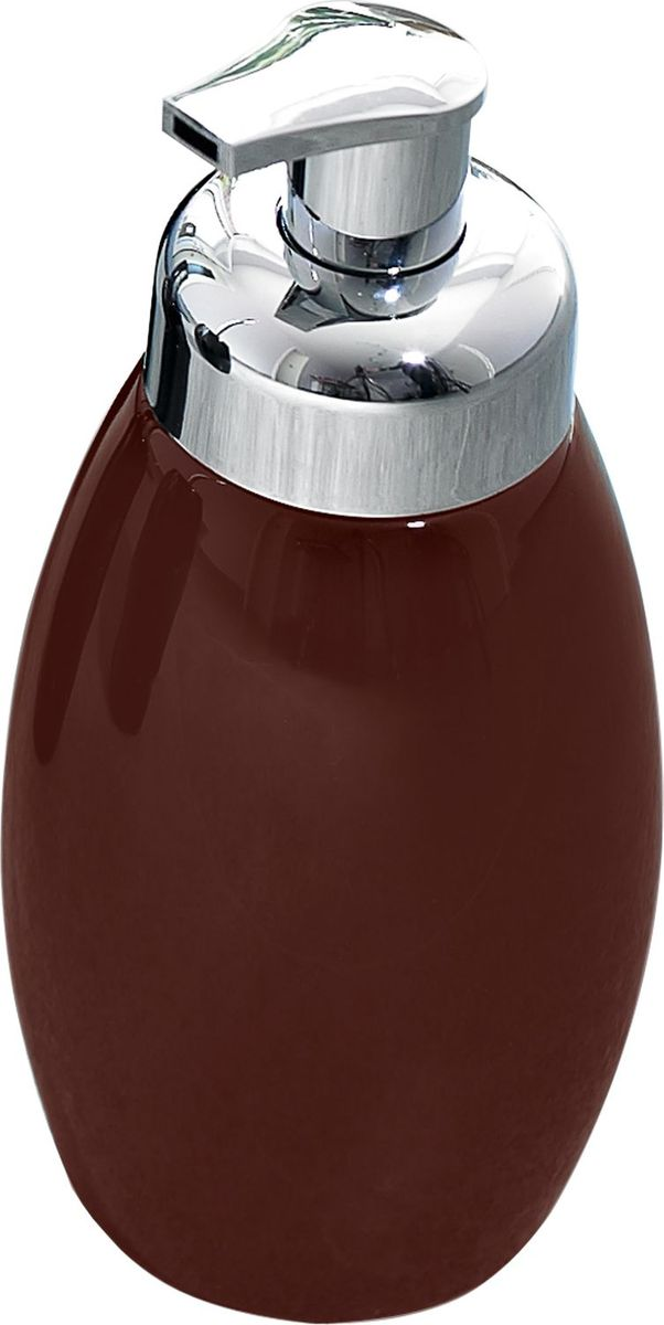 """Дозатор для жидкого мыла Ridder """"Shiny"""", цвет: коричневый"""